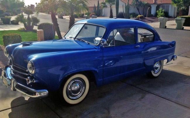 Unusual 50s Cars - Sears Allstate