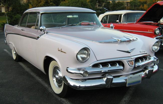 Unusual 50s Cars - Dodge La Femme