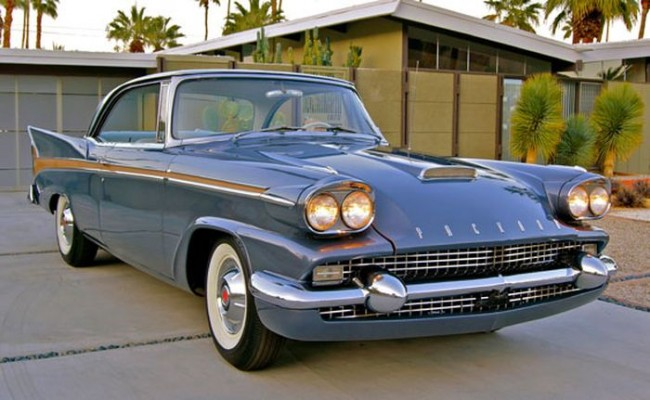 Unusual 50s Cars - Packard