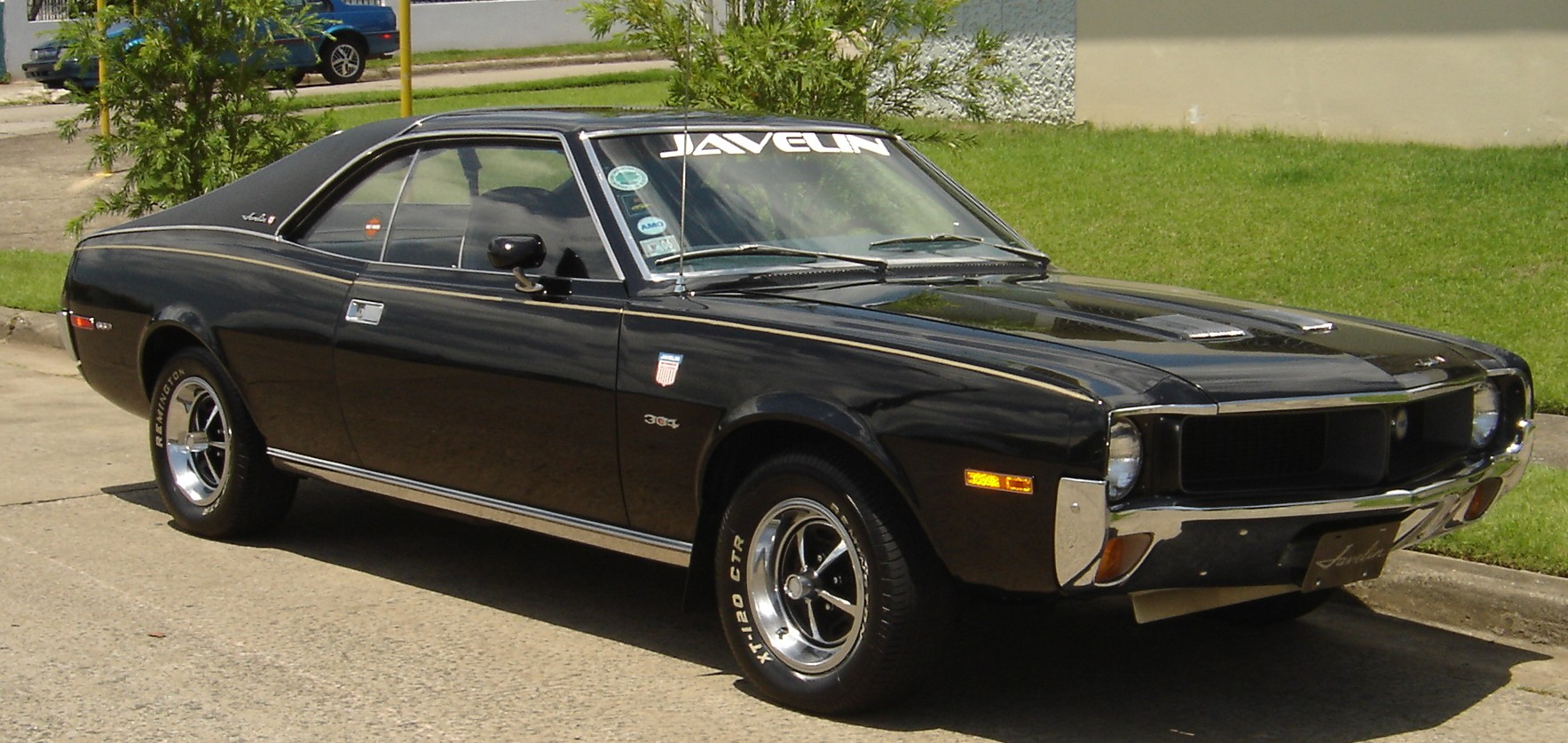 Muscle Car Throwdown 1970 Amc Javelin Vs Ford Mustang Black The