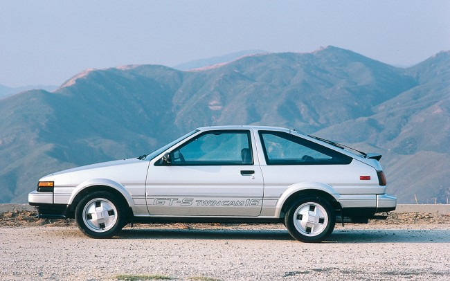 80s Sports Cars From Japan 8