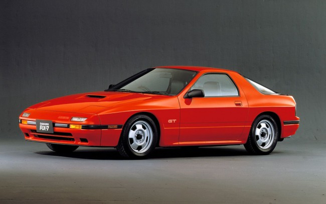 80s Sports Cars From Japan 7