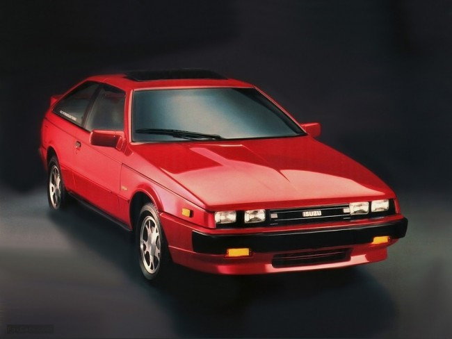 80s Sports Cars From Japan 3