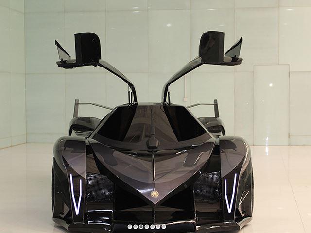 Devel 3000 HP Car 2