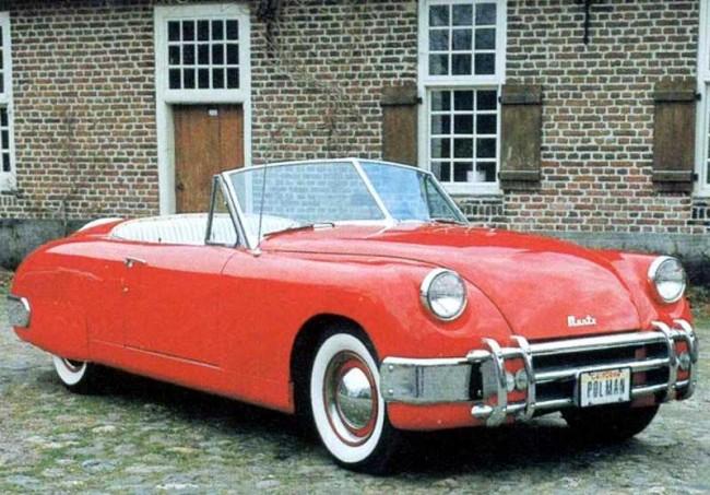 Unusual 50s Cars 1