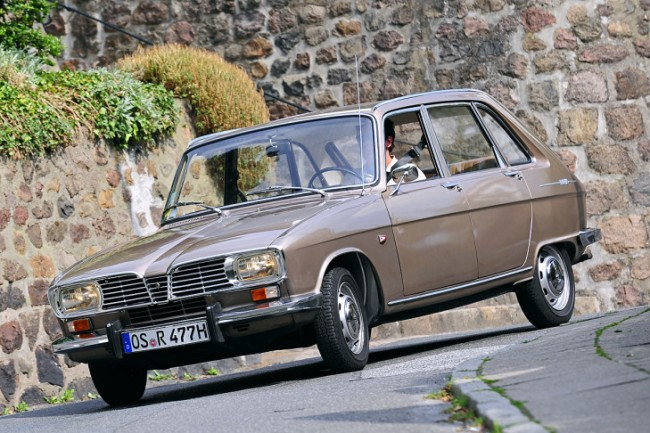 Odd Cars From The 60s! Renault 16