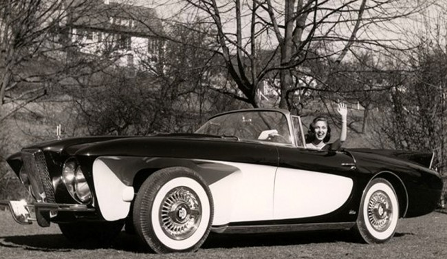 Unusual 50s Cars - Gaylord Gladiator
