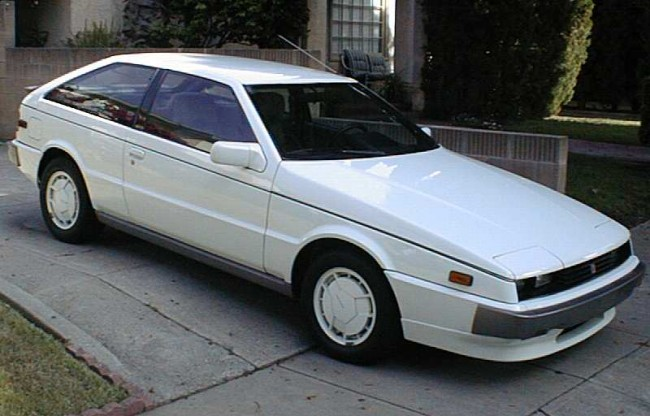80s Sports Cars From Japan 1