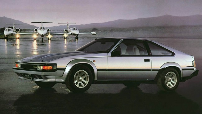 80s Sports Cars From Japan 2