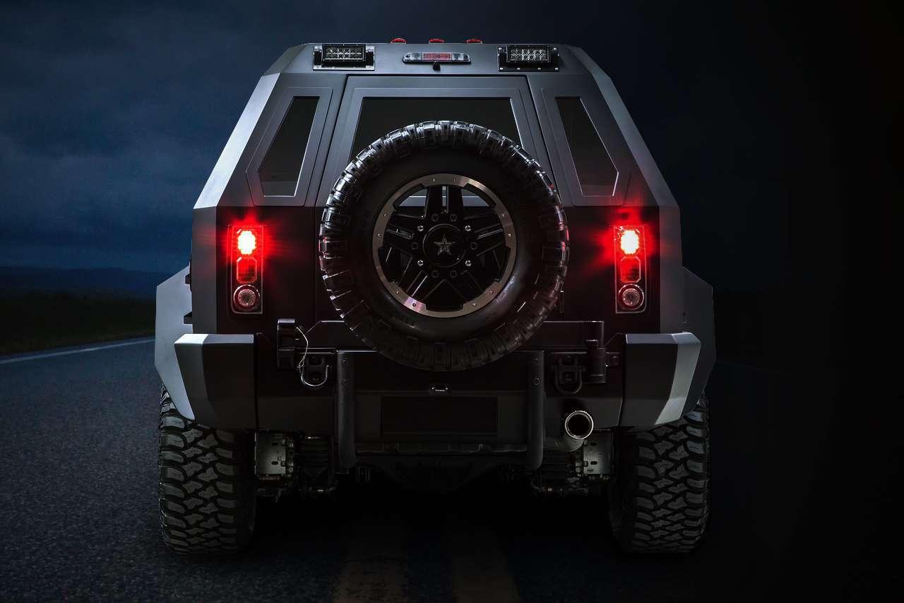 US Specialty Vehicles Rhino GX 3