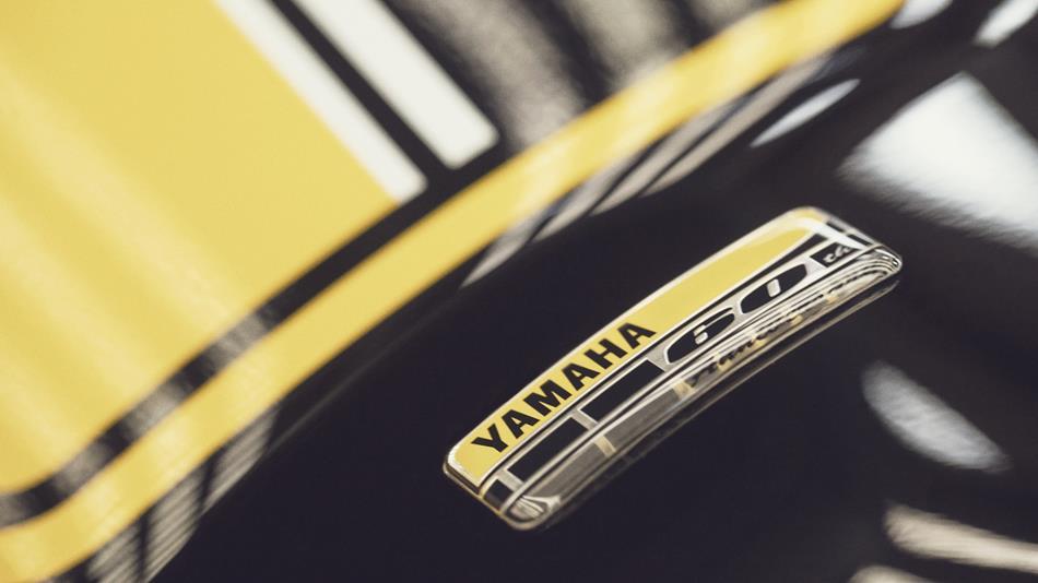 Yamaha VMAX 60th Anniversary Edition 9