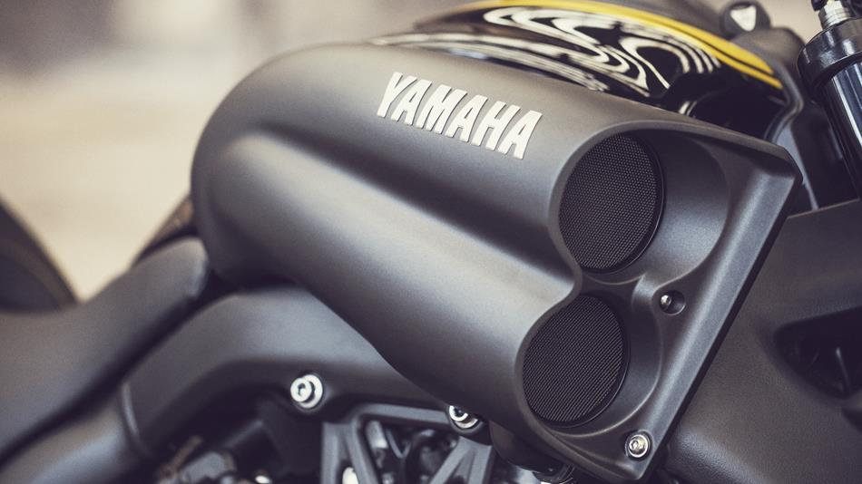 Yamaha VMAX 60th Anniversary Edition 8