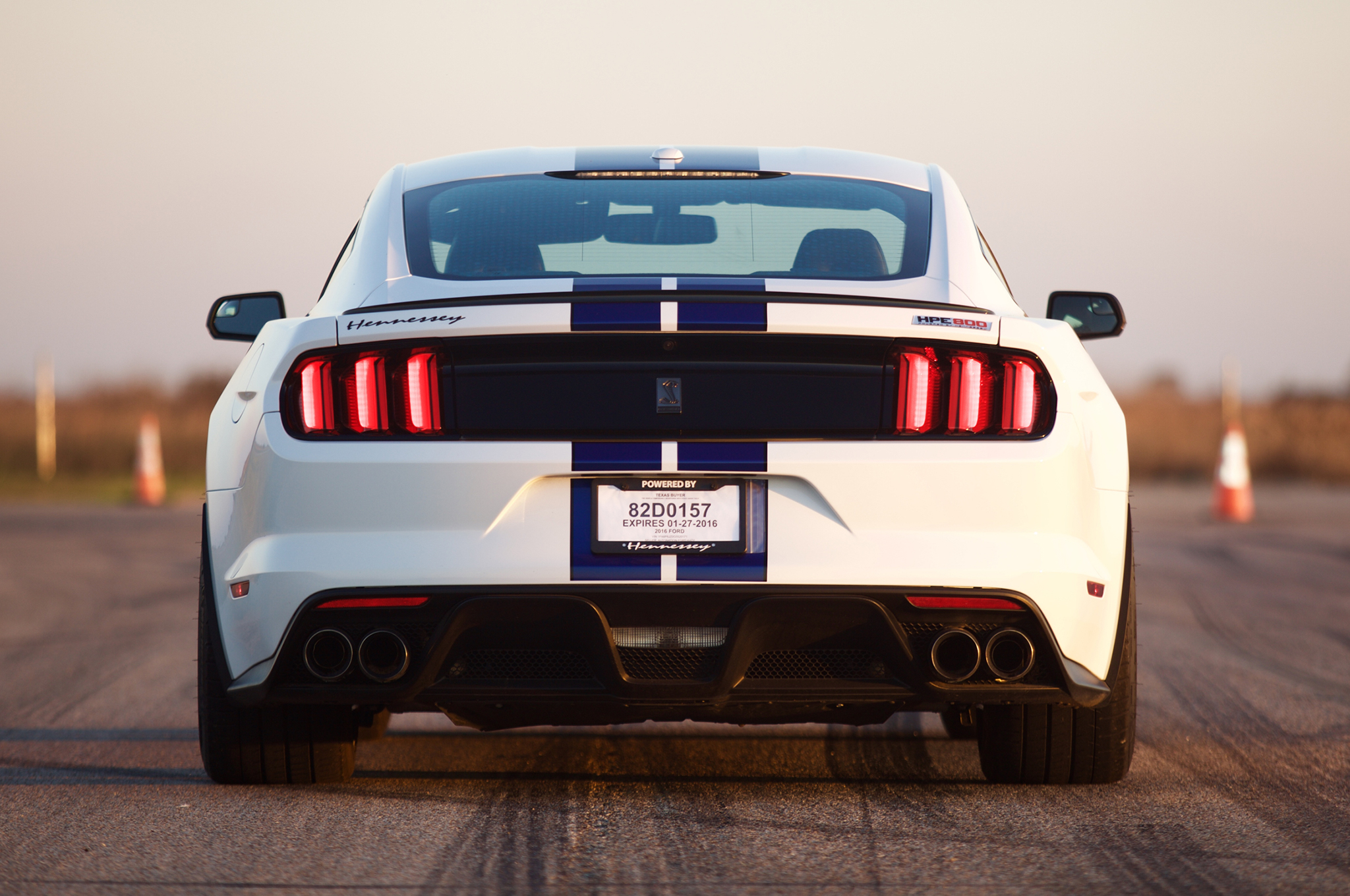 Hennessey GT350 Tuning Kit 4