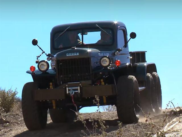 1942 Dodge Power Wagon Restoration 4