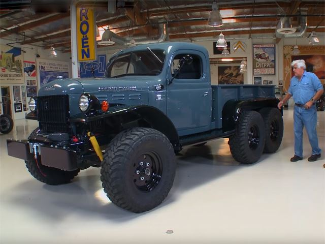 1942 Dodge Power Wagon Restoration 5