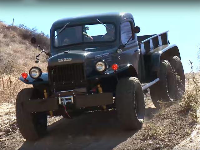 1942 Dodge Power Wagon Restoration 6