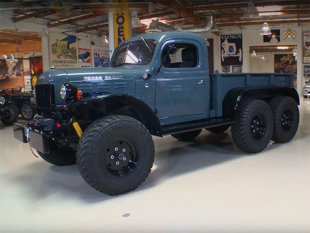 1942 Dodge Power Wagon Restoration 7