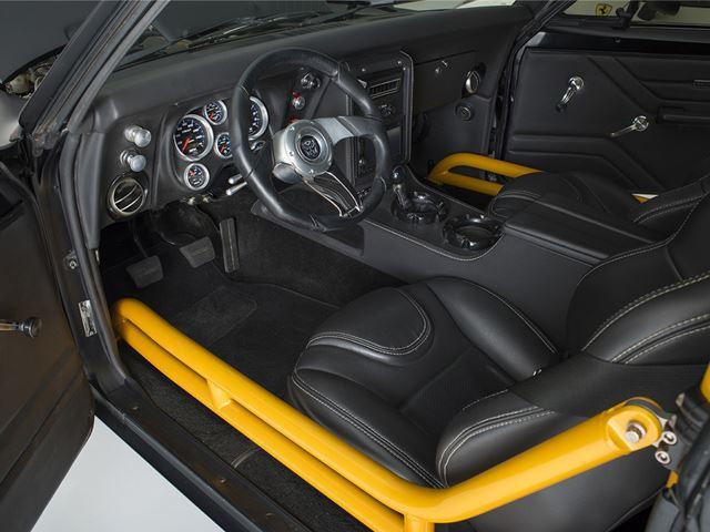 67 Camaro Bumblebee 4