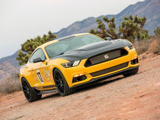 Shelby Terlingua Mustang 1