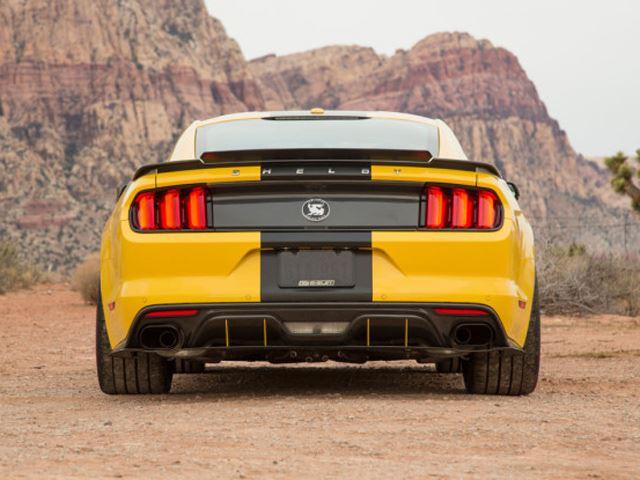Shelby Terlingua Mustang 4