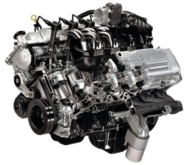 V8 Ford Engines 2
