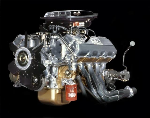V8 Ford Engines 1