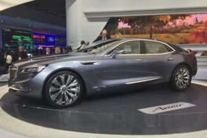 Buick Lacrosee 2017