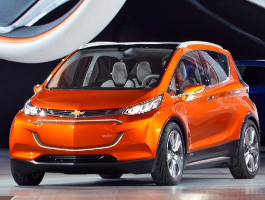 Chevy Electric Car 2