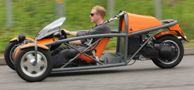 Eco-Exo-R Reverse Trike Kit Cars