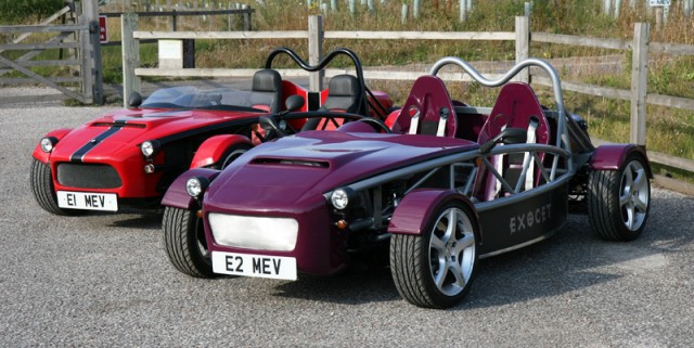 Exocet - Best Kit Cars