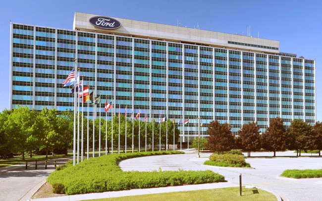 Biggest Car Company In The World - Ford Motor Company