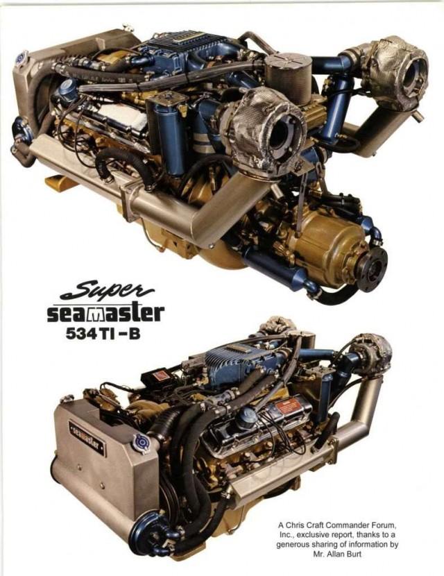 V8 Ford Engines 7