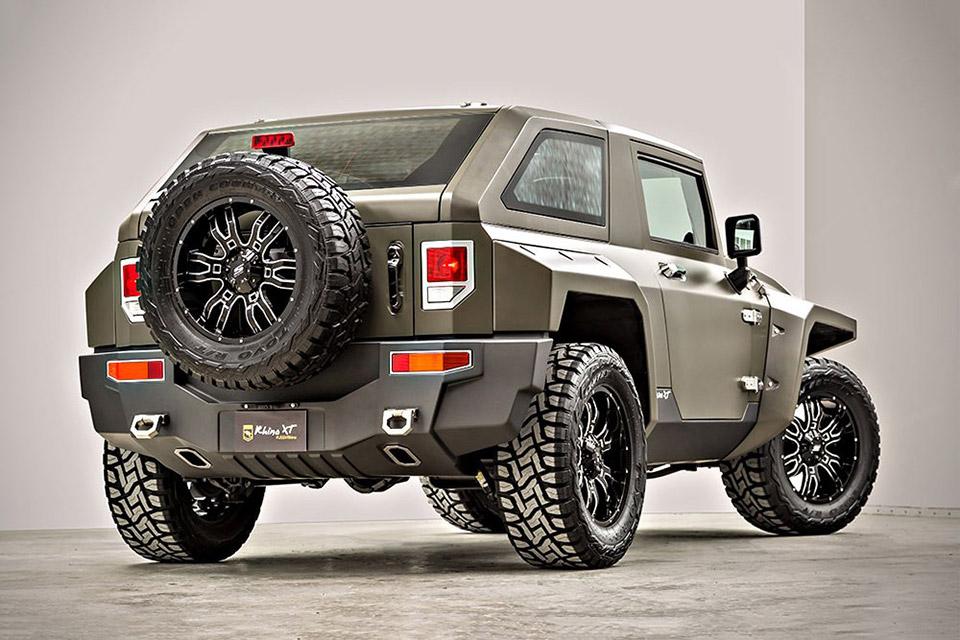 Jeep Rhino XT 3