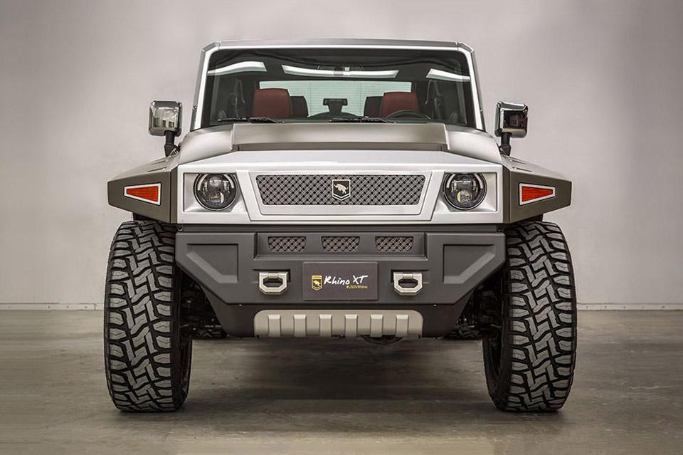 Jeep Rhino XT 4