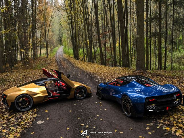 Future Ferrari 10