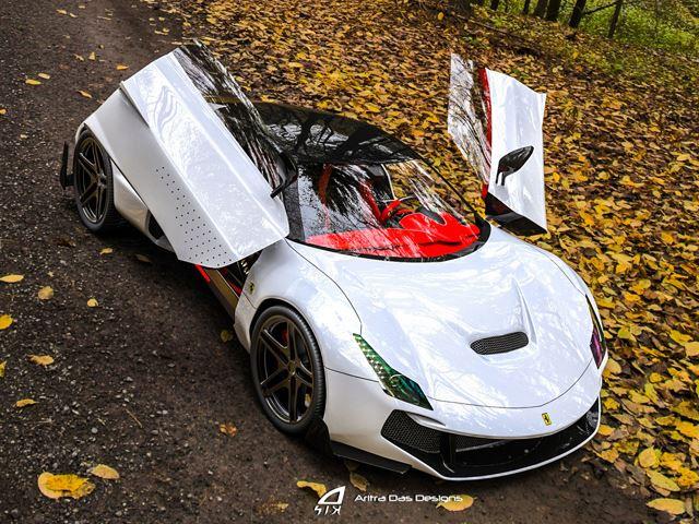 Future Ferrari 11