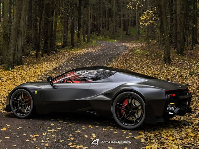Future Ferrari 12