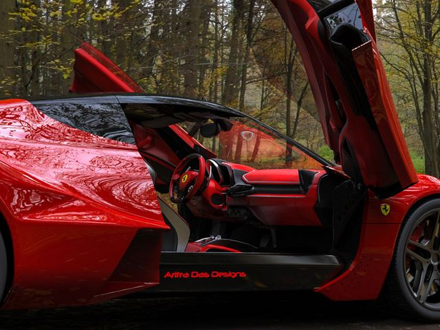 Future Ferrari 14