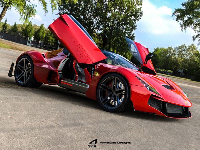 Future Ferrari 2