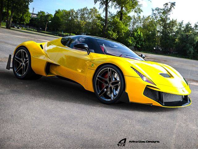 Future Ferrari 3