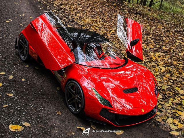 Future Ferrari 5