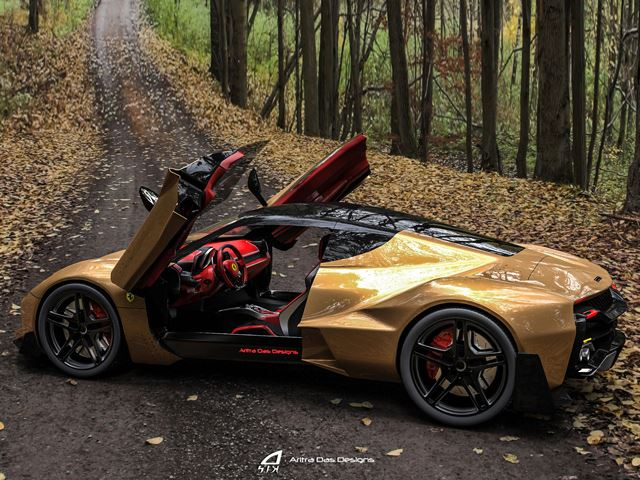 Future Ferrari 6
