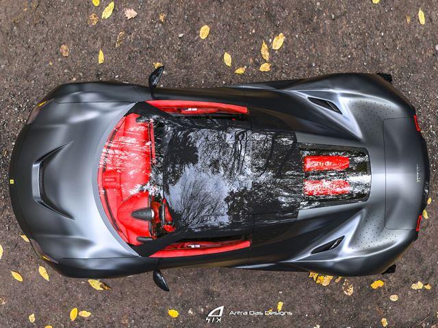 Future Ferrari 7