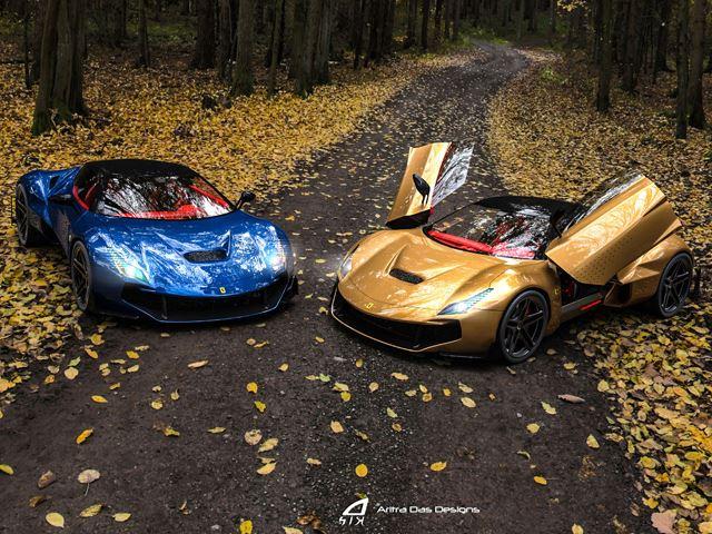 Future Ferrari 9