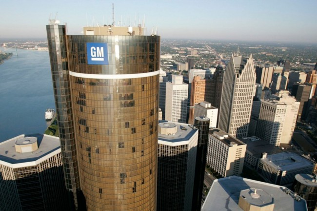 Biggest Car Company In The World - General Motors