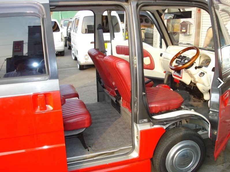 VW Bus Subaru Conversion 10