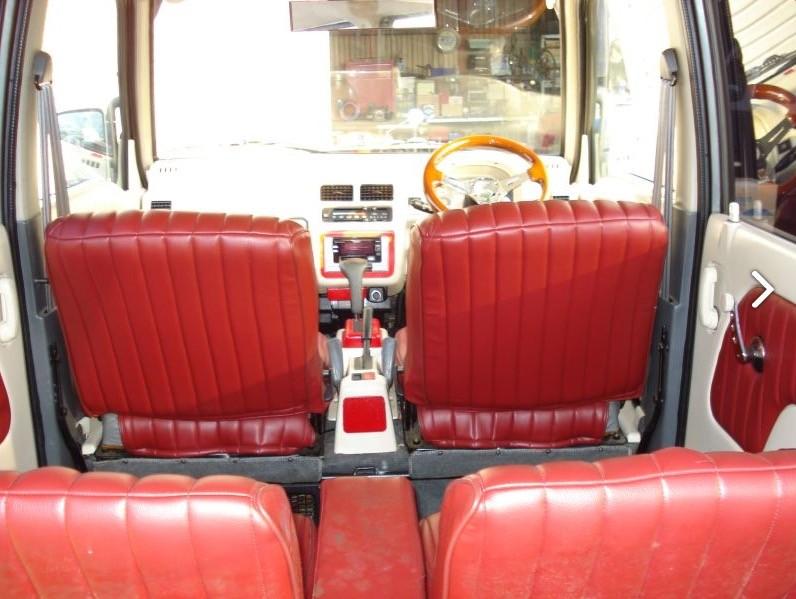 VW Bus Subaru Conversion 3