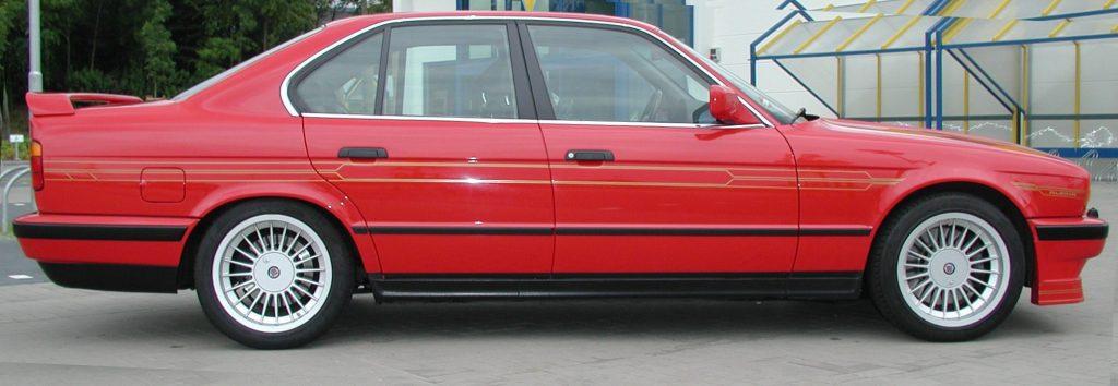 1991 Cars - Alpina-B10-BiTurbo