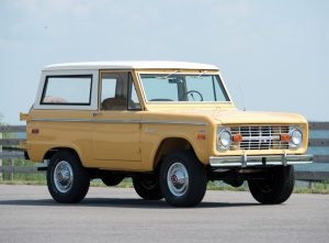 Ford Bronco reimagined 10