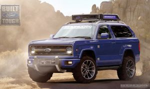 Ford Bronco reimagined 2